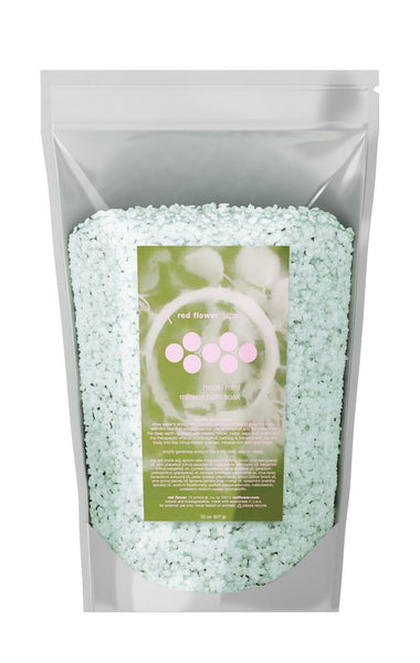 Japan: Hinoki Mint Mineral Bath Soak