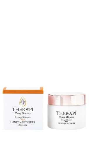Therapi Honey Skincare Orange Blossom Honey Moisturizer