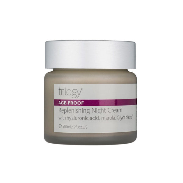 Replenishing Night Cream | Trilogy | Credo Beauty