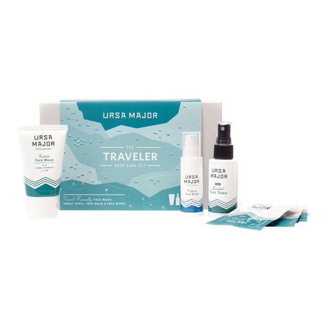 The Traveler Skin Care Kit