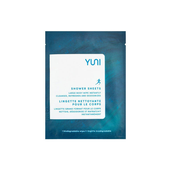 Shower Sheets | Yuni | Credo Beauty