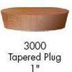 Quality Railing & Stair Accessories | 3000 Tapered Plug-Accessories-Amish Craft by StepUP Stair Parts