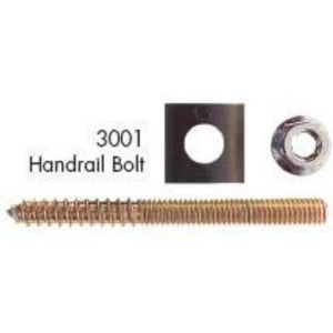 Quality Railing & Stair Accessories | 3001 Rail Bolt-Accessories-Amish Craft by StepUP Stair Parts