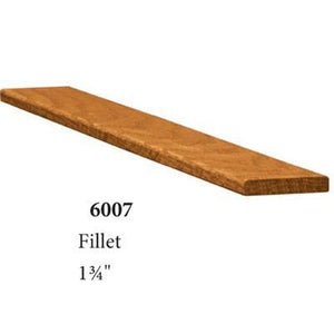"Quality Railing & Stair Accessories | 6007 1 3/4"" Fillet-Accessories-Amish Craft by StepUP Stair Parts"