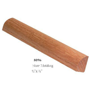 Quality Railing & Stair Accessories | 8096 Shoe Molding-Accessories-Amish Craft by StepUP Stair Parts