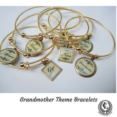 Bracelets for Grandmothers