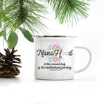 NanaHood Mug, 10 oz Camp Mug