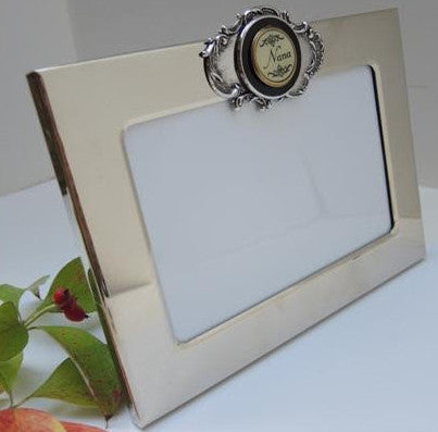 4x6 Nana Photo Frame, Photo Frame for Grandmothers