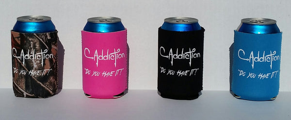 C Addiction Koozies