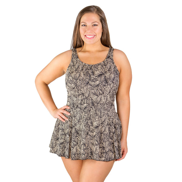 Womens Plus Size Swimdress St Croix Swimsuits Just For Us