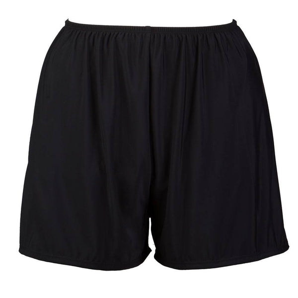 Plus Size Swim Shorts With Built In Panty Swimsuits Just
