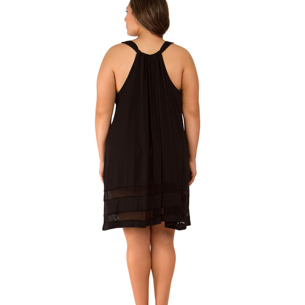 Cool Crochet Women S Plus Size Cover Up By Dotti Curvy