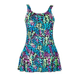 Seacape Plus Size Swimdress with built in bra