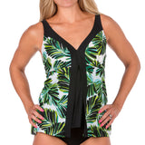 Ceeb Women's Fly Away Swimsuit Top - Island Ferns