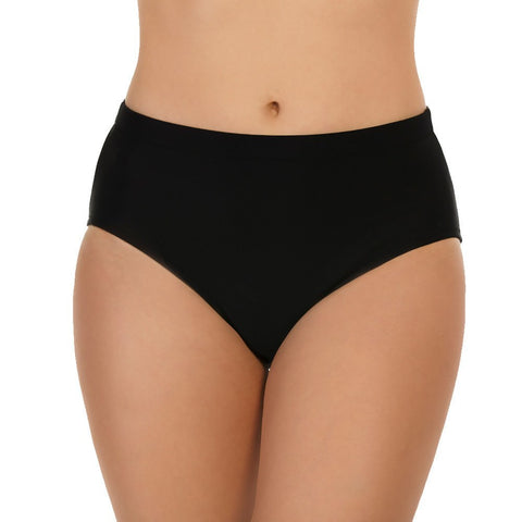 Basic Women's Swim Panty Available in 3 COLORS