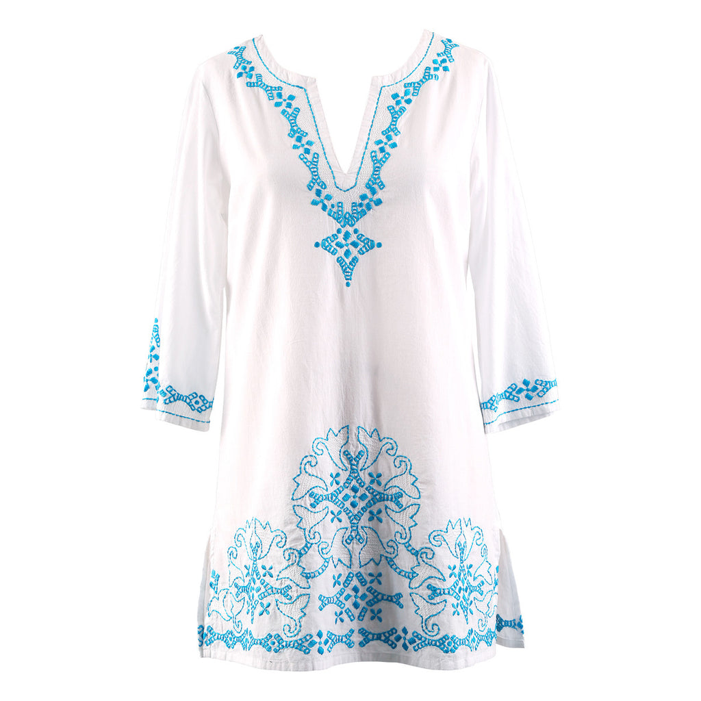 Plus Size Beach Cover Ups from Peppermint Bay