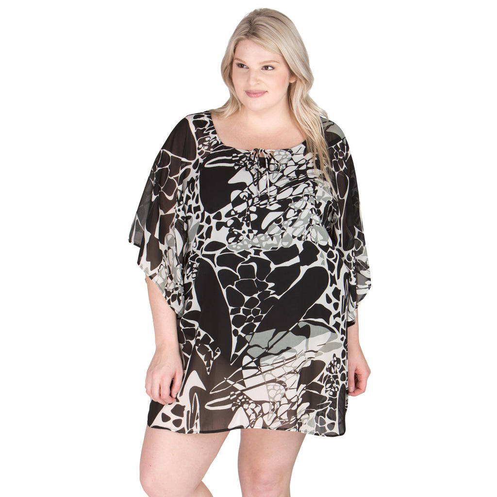 Plus Size Cover-up and Beach wear for plus size women