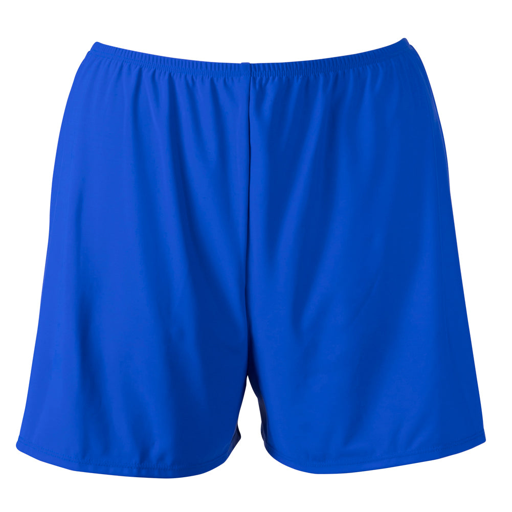 5ab7ff11ee Plus Size Women's Swim Shorts with Built in Panty | Curvy Swimsuits ...