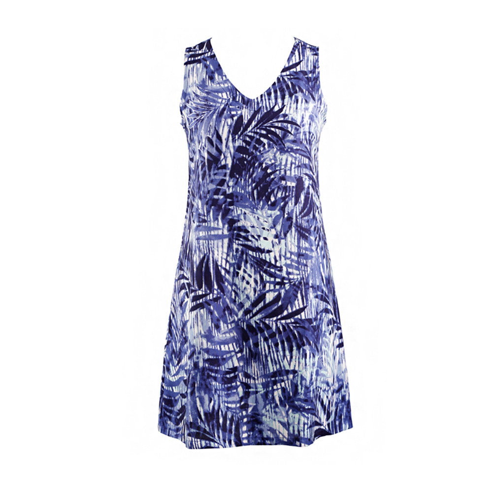 Plus size sundresses and tunics - easy on summer dress
