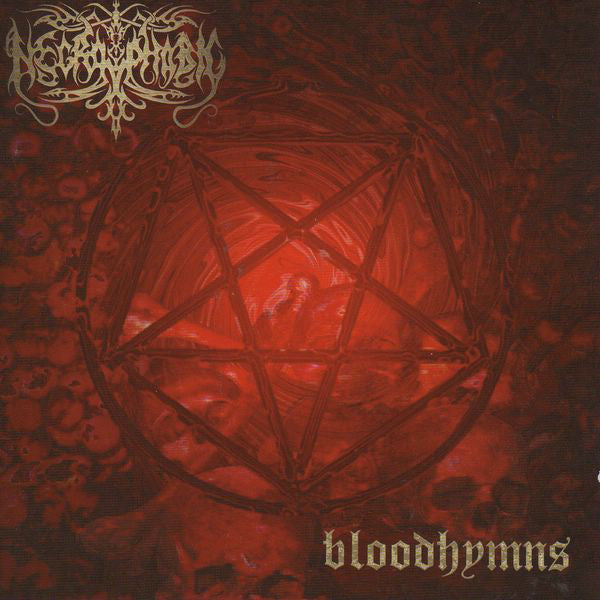 Necrophobic - Bloodhymns Digi-CD