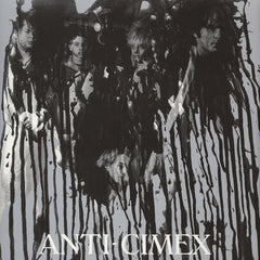 Anti-Cimex - Anti-Cimex LP (Grey vinyl)