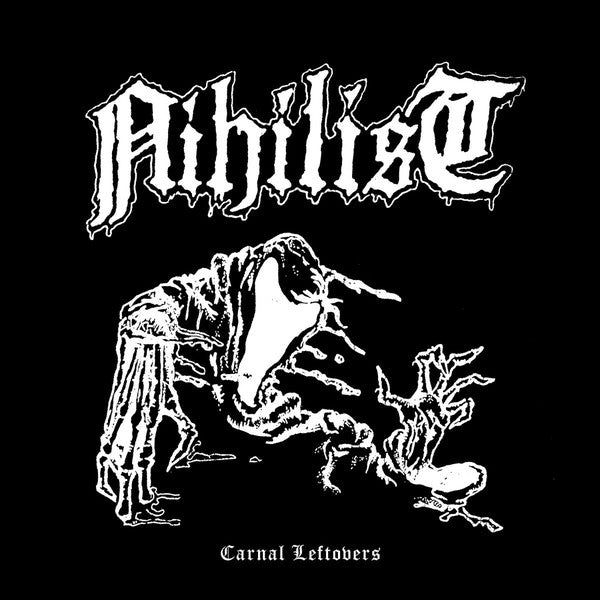 Nihilist ‎- Carnal Leftovers CD