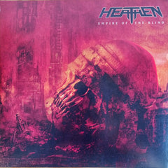 Heathen ‎– Empire Of The Blind 2-LP (black)