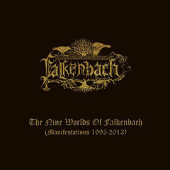 Falkenbach ‎- The Nine Worlds Of Falkenbach (Manifestations 1995-2013) 9-CD Box