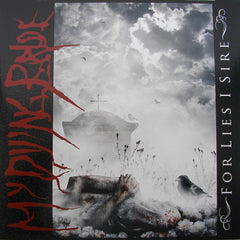 My Dying Bride - For Lies I Sire 2-LP (Black vinyl)