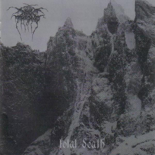 Darkthrone - Total Death CD