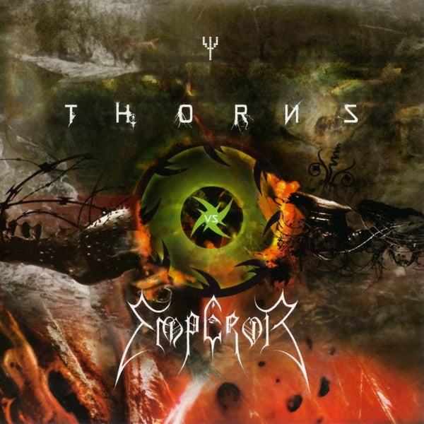 Thorns / Emperor - Thorns VS Emperor LP (Black vinyl)