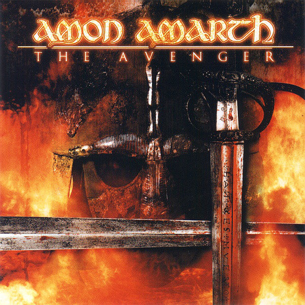 Amon Amarth - The Avenger LP (Black vinyl)