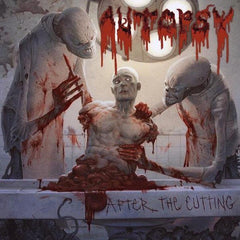 Autopsy - After The Cutting Digibook-4-CD