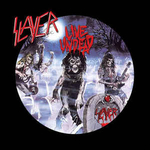 Slayer - Live Undead LP (Black vinyl)