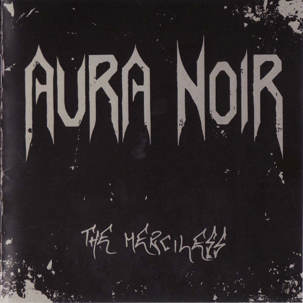 Aura Noir - The Merciless LP (Black vinyl)