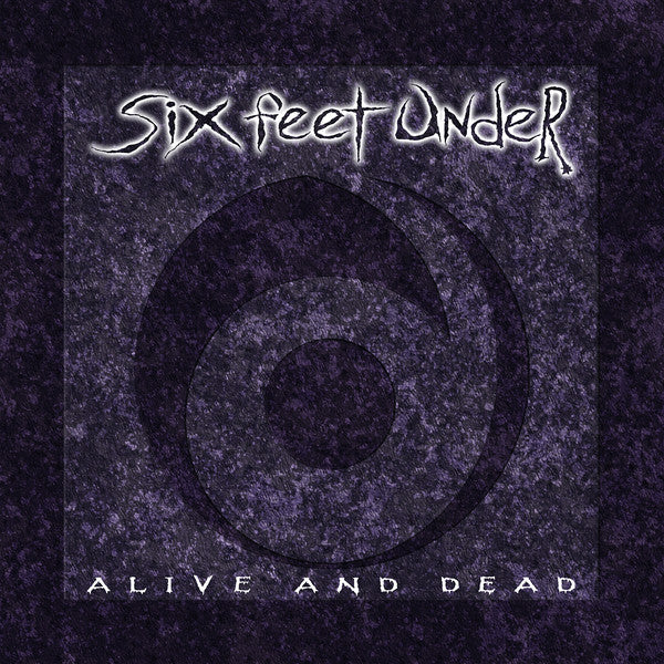 Six Feet Under ‎– Alive And Dead LP (black)