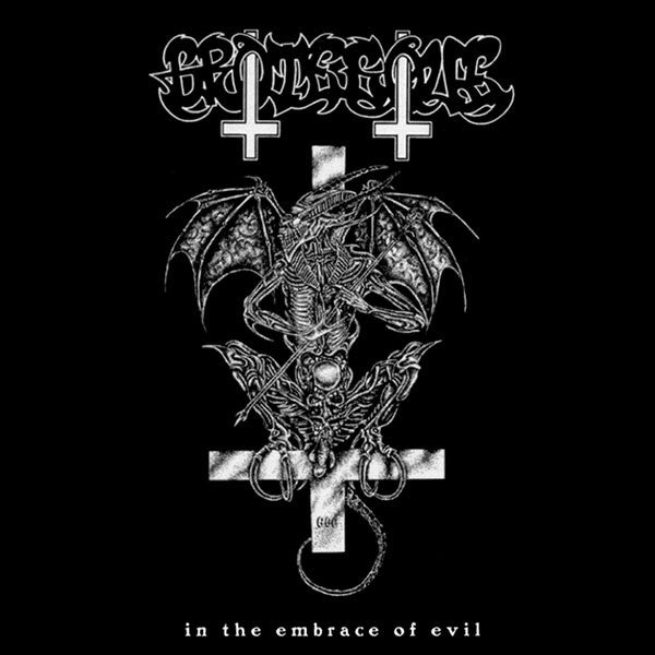Grotesque - In The Embrace Of Evil Digi-CD