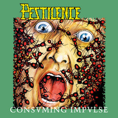 Pestilence - Consuming Impulse LP (Black vinyl)
