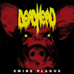 Dead Head - Swine Plague LP (Black vinyl) (Pre-order)