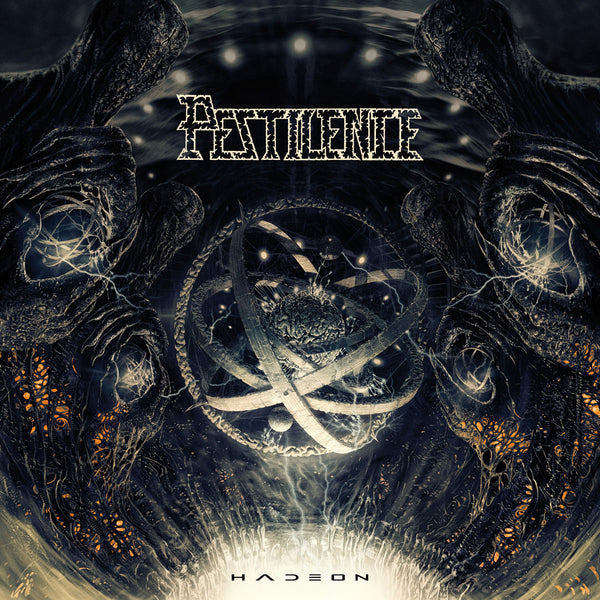 Pestilence - Hadeon LP (Neon Yellow vinyl)