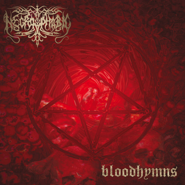 Necrophobic - Bloodhymns LP (Black vinyl)