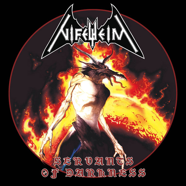Nifelheim - Servants Of Darkness Picture-LP