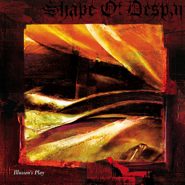 Shape Of Despair - Illusion's Play 2-LP (Clear vinyl)