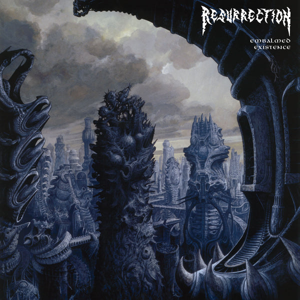 Resurrection - Embalmed Existence 2-CD (Pre-order)