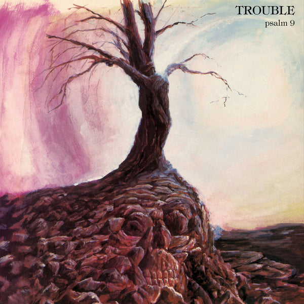 Trouble - Psalm 9 LP (Black vinyl)