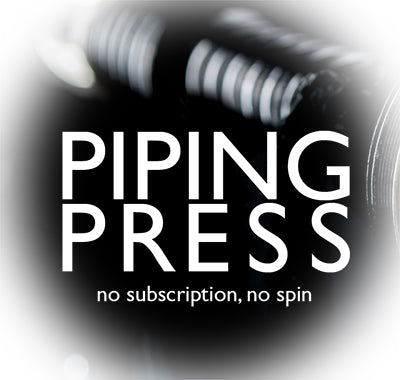 Piping Press Adverts - UK & EU