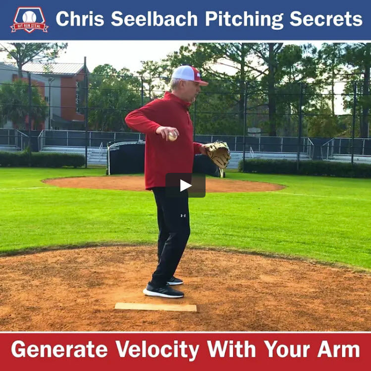 How To Generate Velocity With Your Arm?