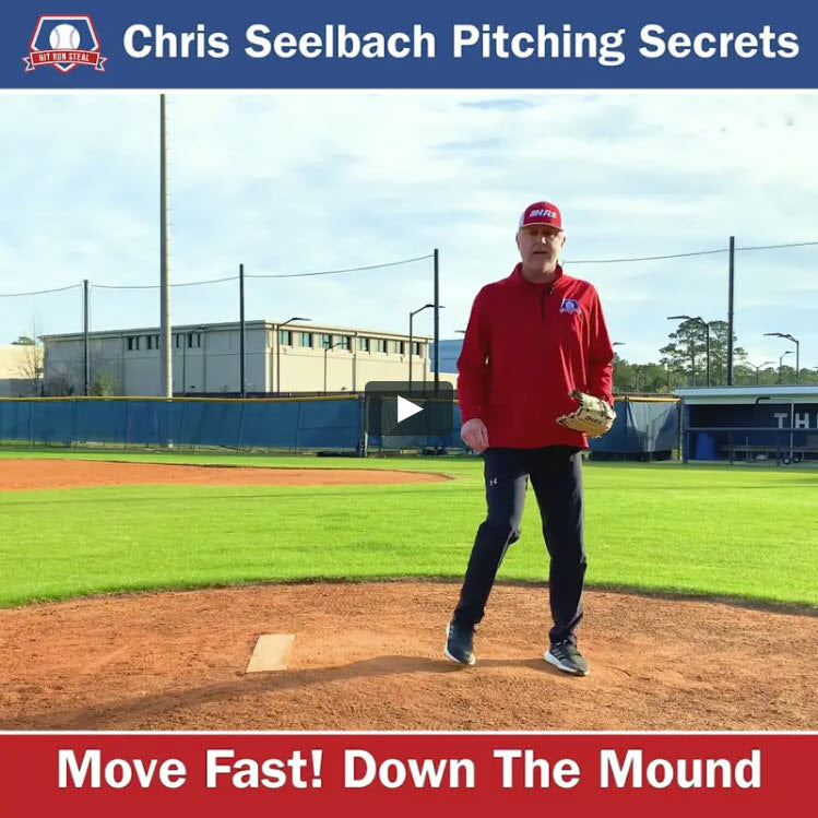 Move Fast!!! Down The Mound