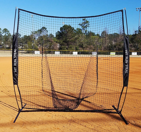 Softball Black Net