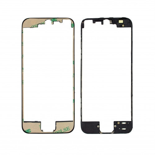 LCD Touch Screen Front Middle Frame Bezel For iPhone 5s Black Or White